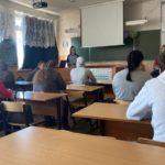 Специалисты отдела культуры, туризма и молодежной политики МО «Виноградовский муниципальный район» встретились со студентами БИТа