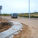 На реконструкцию участка дороги Усть-Ваеньга - Осиново - Фалюки в Виноградовском районе привлечены федеральные средства