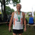 210-й марафон пробежал известный виноградовский спортсмен Сергей Лыжин