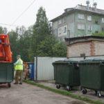 Новые контейнерные площадки ТКО появляются в муниципалитетах области