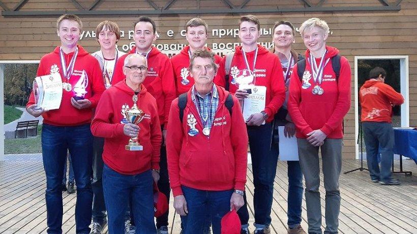 Судомоделисты Поморья завоевали девять медалей на Кубке России