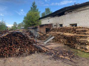 В поселке Березник Виноградовского района мужчина погиб при взрыве в котельной