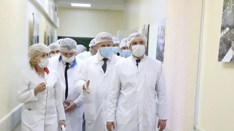 Новый корпус детской областной больницы планируется построить к 2022 году
