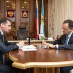 В Архангельск с рабочим визитом прибыл помощник Президента России Владимир Мединский