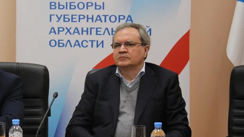 Валерий Фадеев: «Замечаний по организации выборов в Архангельской области нет»