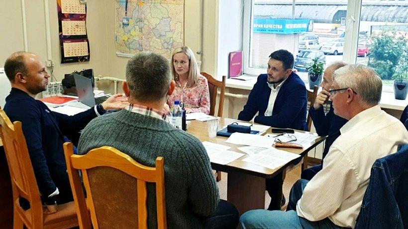 Ольга Горелова обсудила с представителями ключевых бизнес-объединений региона проблемы, волнующие предпринимателей