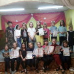День музыки отметили музыкальным праздником в Рочегодской школе Виноградовского района