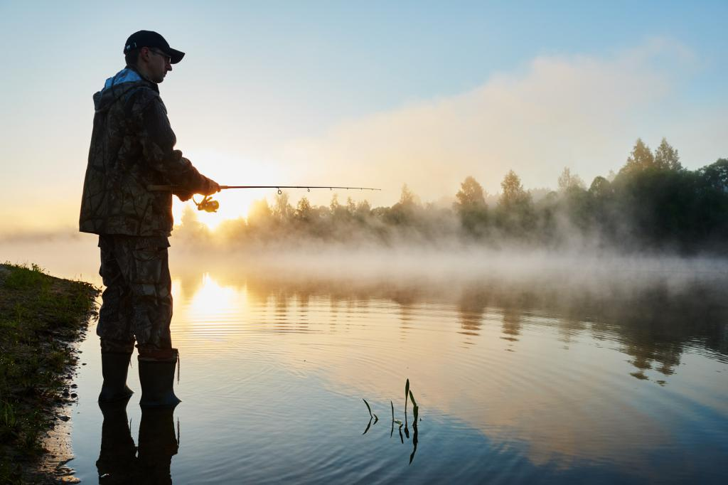 Опасности на рыбалке