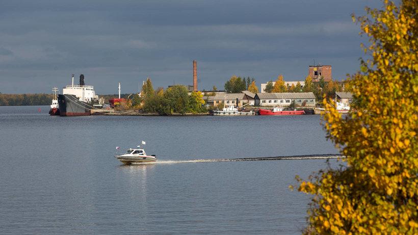 В Архангельской области идет подготовка к летней навигации