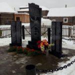 В Год Памяти и Славы в Холмогорском районе открыли новый памятник