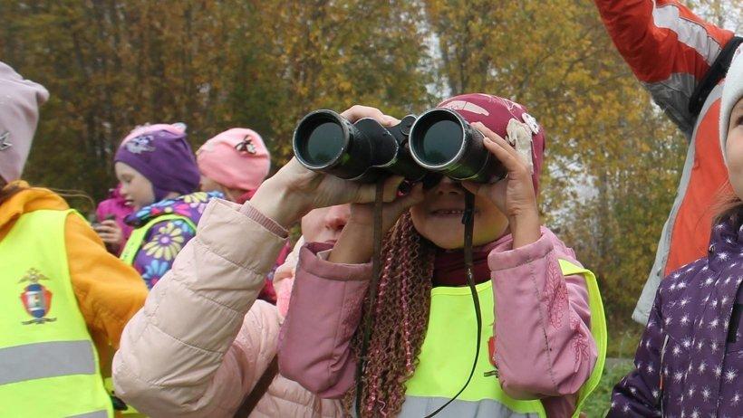 На заповедных территориях Поморья прошли Международные дни наблюдений птиц
