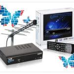 До 1 декабря можно компенсировать расходы на приобретение телевизионного спутникового оборудования