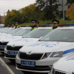 В Госавтоинспекции по Виноградовскому району - новый автомобиль