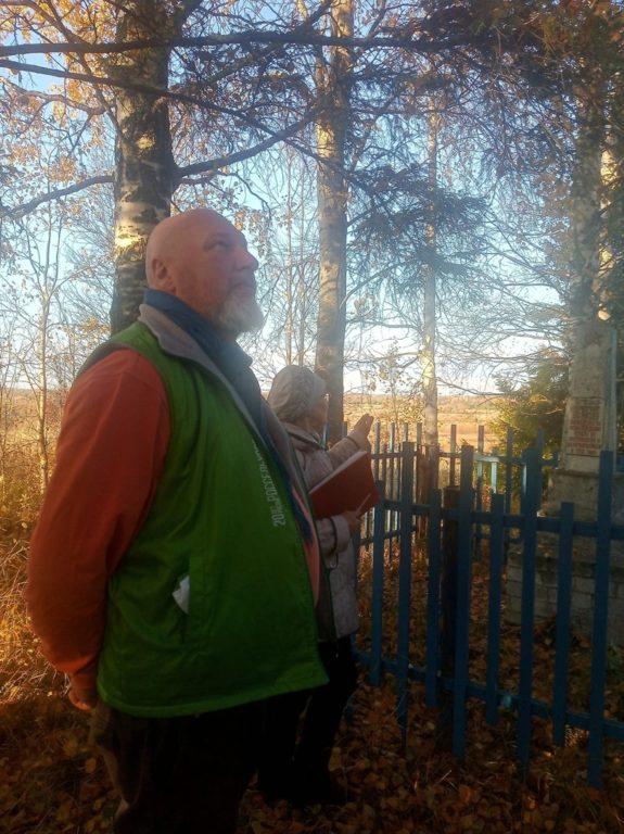 Деревню Ростовское Виноградовского района посетили члены Ассоциации самых красивых деревень и городков России