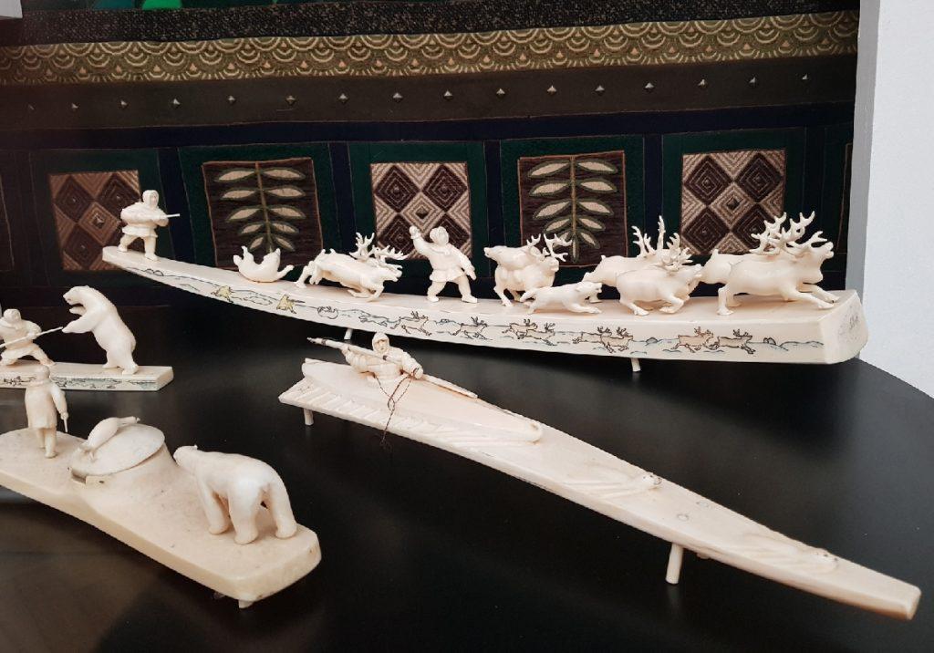 Работы шенкурских мастеров представлены на выставке в Российском этнографическом музее