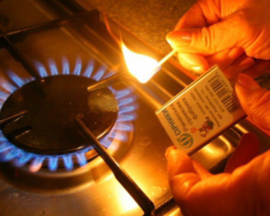 В Поморье проходит месячник безопасности  использования газа в быту