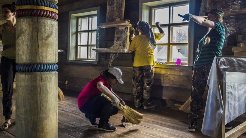 Кенозерский национальный парк приглашает в «Школу заповедного волонтера»