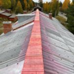 Капремонт в Виноградовском районе: в Березнике отремонтирована крыша на доме 203 по ул. П. Виноградова