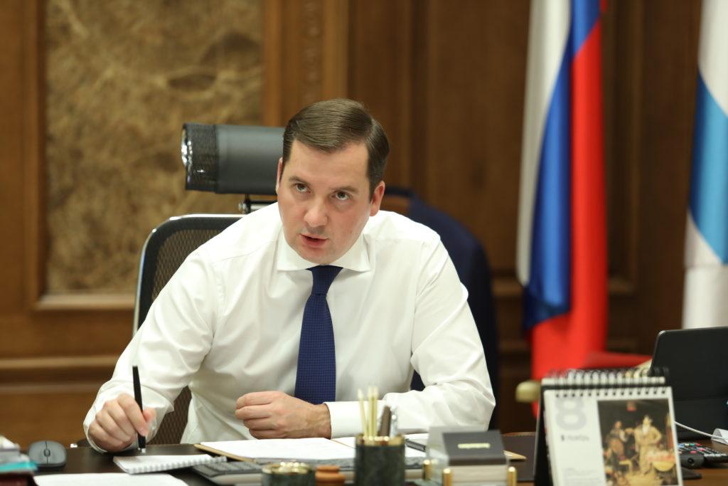В Архангельской области достигнуто сокращение аварийности на дорогах