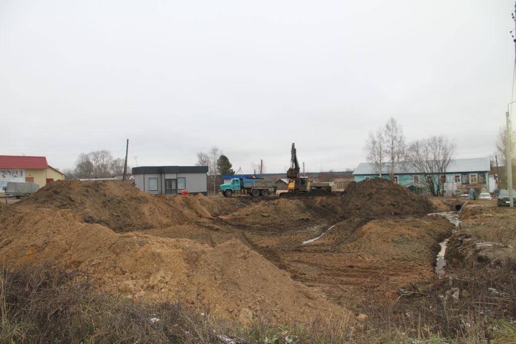 В райцентре Виноградовского района будет новый магазин