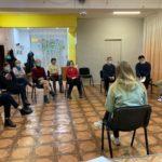 В поселке Сельменьга Виноградовского района состоялась встреча с активной молодежью