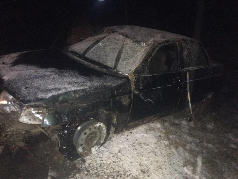 В Виноградовском районе произошло ДТП со смертельным исходом