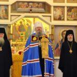 1 ноября в Березнике Виноградовского района состоялось заседание Архиерейского совета Архангельской митрополии