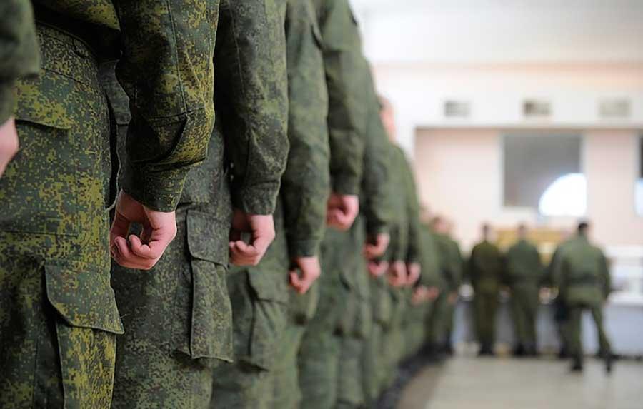 Осенний призыв в Архангельской области: план выполнен на сто процентов