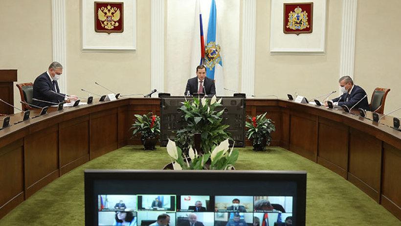 В Архангельской области усилят контроль за соблюдением мер эпидемиологической безопасности