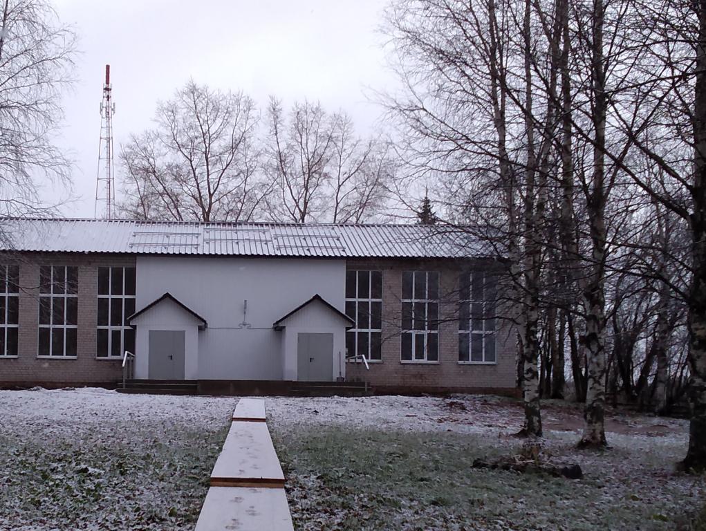 В районах Архангельской области продолжается ремонт домов культуры
