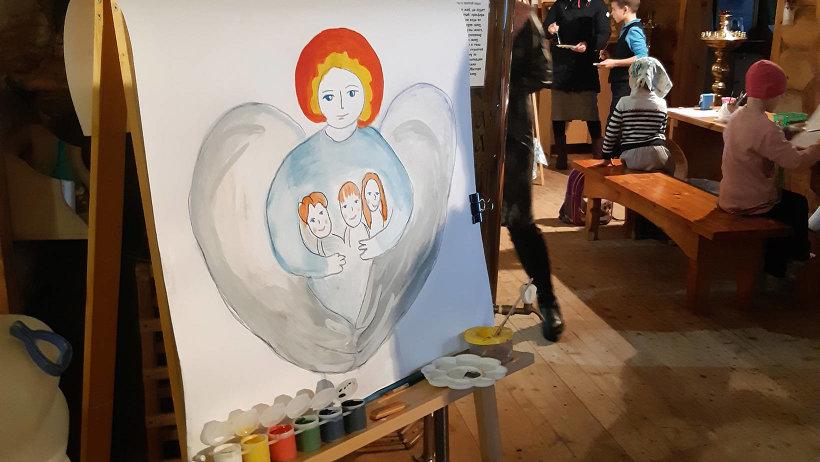 День матери: детей приглашают присоединиться к всероссийской акции «Крылья ангела»