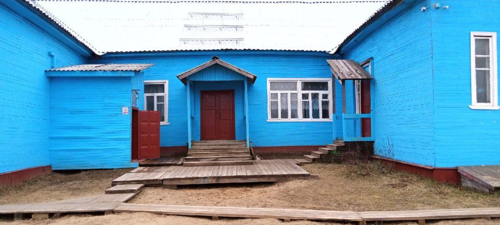 «Калинка» в поселке Хетово Виноградовского района заметно преобразилась