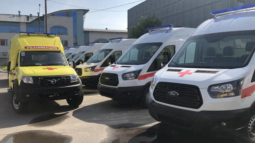 Водители «скорой», как и другие работники медицинских организаций, будут получать социальные выплаты за COVID-19