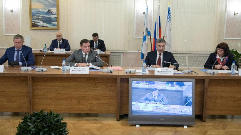 Валерий Фальков провел в Архангельске совещание по созданию Арктического научно-образовательного центра