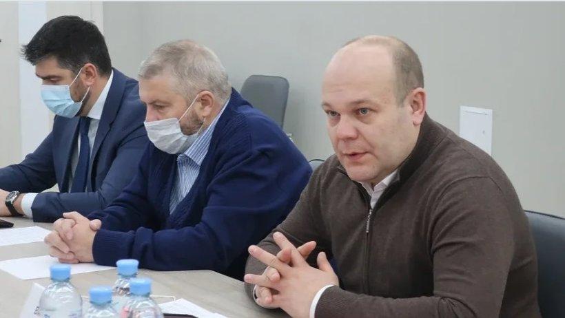 Виктор Иконников провел рабочую встречу с представителями бизнеса в сфере общественного питания и индустрии развлечений