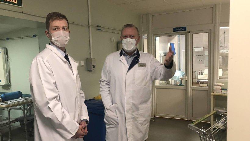 Ведущие больницы Архангельска имеют ресурсы для оказания помощи больным COVID-19