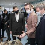 «Арктическое посольство» открыли в Архангельске