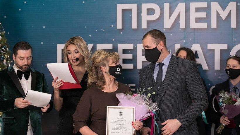 Александр Цыбульский: «Важно вовлечь молодежь в работу по выстраиванию будущего Архангельской области»