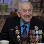 Почетному гражданину Северодвинска Павлу Васильевичу Лапшинову исполнился 101 год