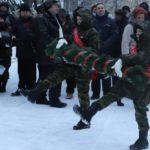 Памятное мероприятие, посвященное дню ввода войск в Афганистан, состоялось в Архангельске