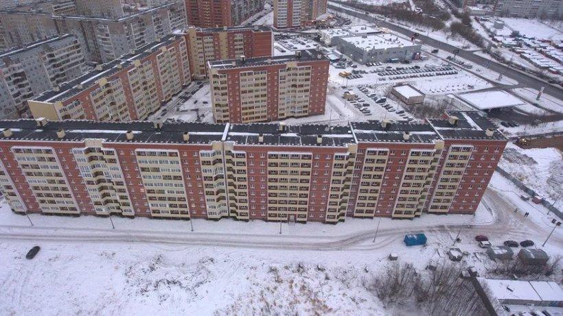 По программе переселения в Поморье построено более десятка домов
