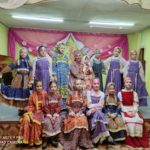 Дарили радость и эмоции учащиеся Рочегодской музыкальной школы своим близким
