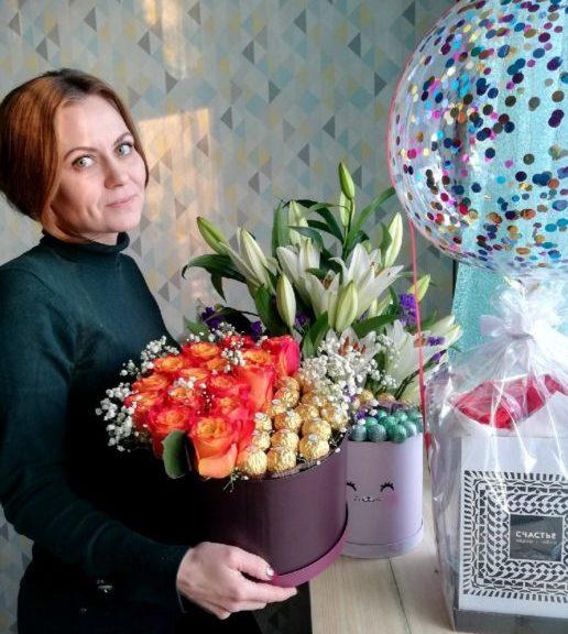 В Виноградовском районе набирает популярность фудфлористика
