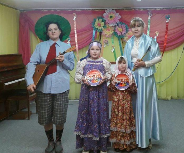 В Рочегодской музыкальной школе прошел традиционный праздник «Посвящение в юные музыканты»