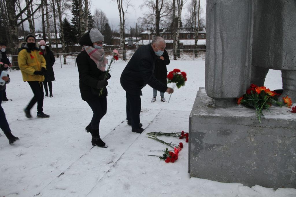 Жителей Виноградовского района приглашают присоединиться к всероссийской акции «Защитим память героев»