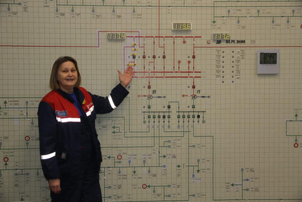 Сегодня — День энергетика. В Виноградовском районе энергетика с женским лицом