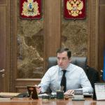 Александр Цыбульский дал ряд поручений по итогам встреч с главами федеральных министерств и ведомств