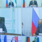 Александр Гуцан положительно оценил работу, проведенную в Архангельской области по внедрению комплекса «Безопасный город»