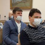 Сегодня в Виноградовском районе идет 20 сессия муниципального Собрания шестого созыва