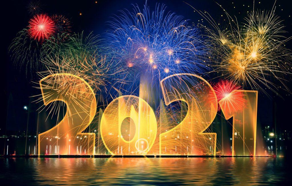 С Новым годом земляков поздравляет врио главы Виноградовского района Александр Феклистов
